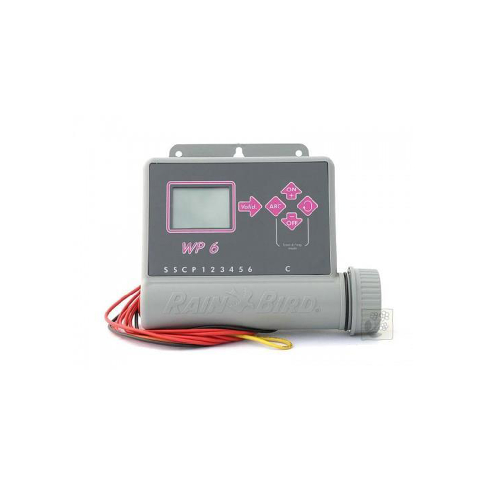 wp 6 6 station battery powered controller evergreen irrigation ltd rh evergreen irrigation co uk