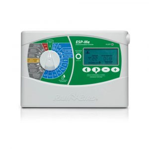 Rain Bird 240vac powered Controllers with 24vac outputs, valves and accessories